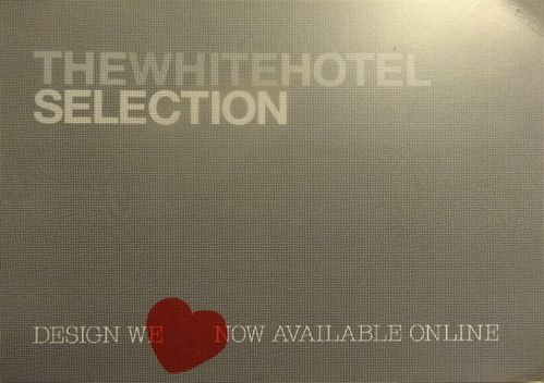 The White Hotel-Selection-Design Bruxelles
