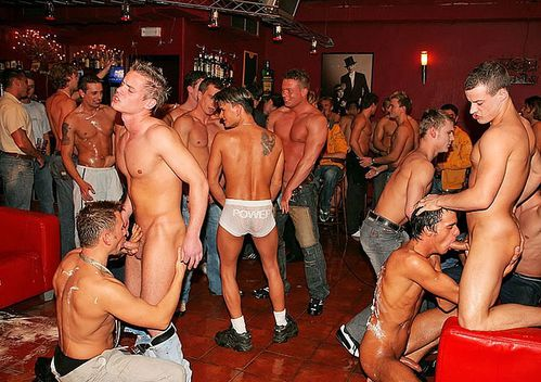 gay male leather escorts