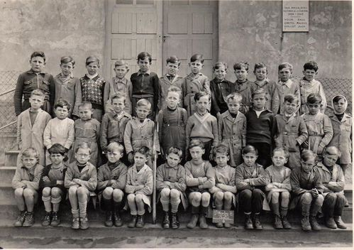 ecole primaire Rue Jules Ferry 1956