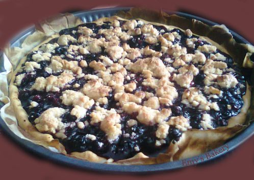 Berry crumb pie (2)