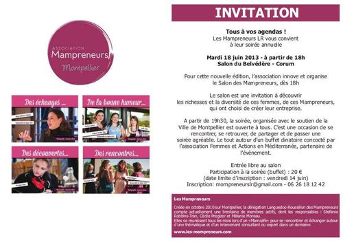 Modele invitation soiree entreprise document online - Salon de l agriculture invitation gratuite ...