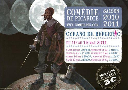 Cyrano Affiche
