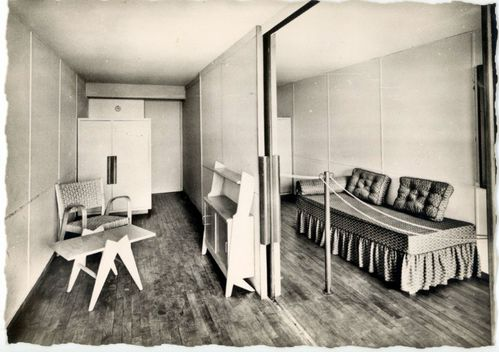 le corbusier architecte en rupture avec son temps le blog de blaps. Black Bedroom Furniture Sets. Home Design Ideas