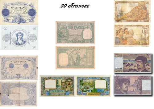 billets de banque 3