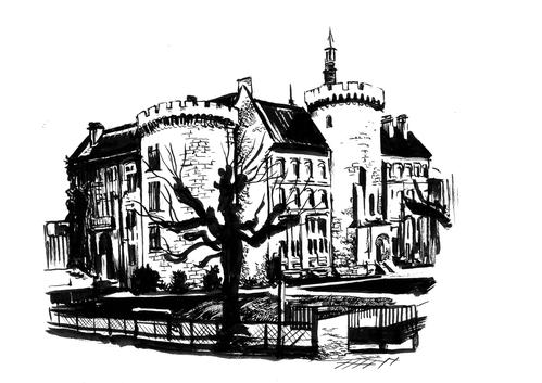 mairie d'Angoulême