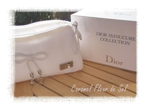 kit ongles dior