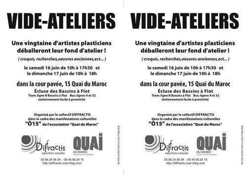 qdm Vide atelier 2012