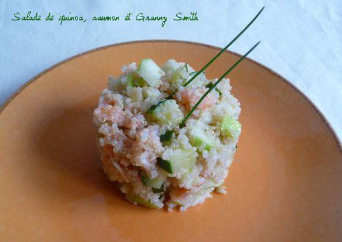 Quinoa saumon fumé3