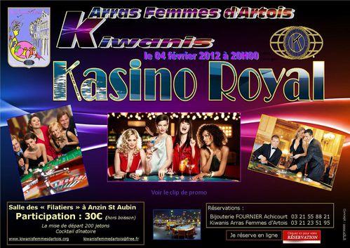 kasino 2012