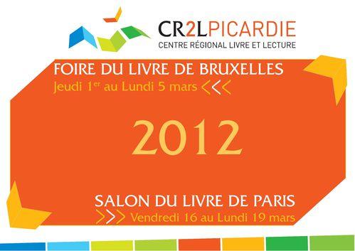 CR2L Foire & Salon 2012