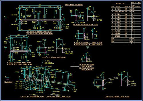 AutoCAD 3D Mechanical Drawing Services - Mechanical 3D Modelling and ...