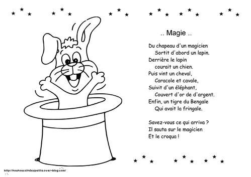 comptine illustré magie valerieassmat