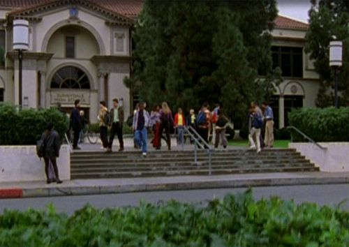 sunnydale high school 1