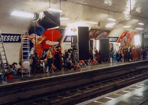 Metro - Studio Porte des Lilas