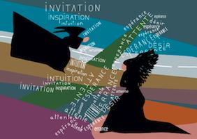 annonciation ou invite