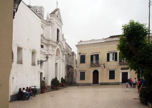 522k1 Anacapri, église Saint Michel