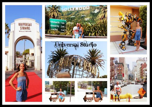 Mosaique Universal Studio