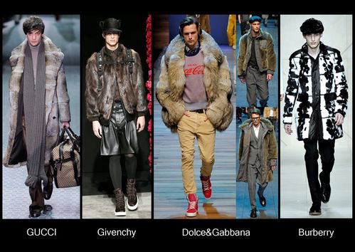 c31b193972e Trends of Men s fashion week for Fall Winter 2011-2012 - Le blog de ...