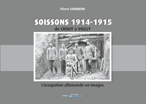 Soissons 1914-1915 Couverture