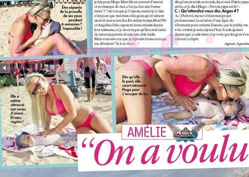 amélie closer enlever mon bébé