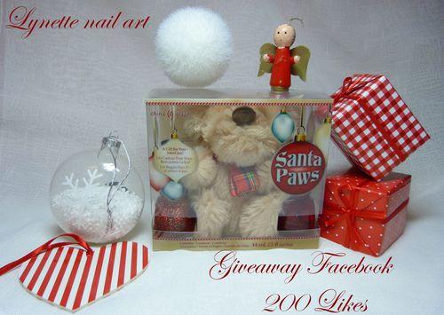 giveaway FB