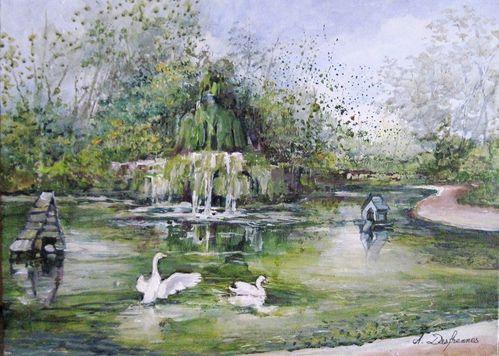 Jardin public de saint omer blog d 39 annie desfrennes for Jardin 0 l4anglaise