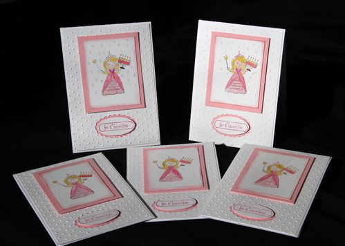 invitations princesse