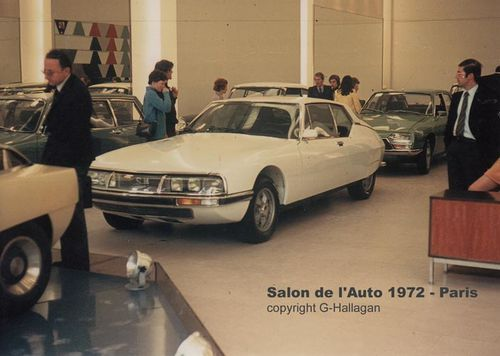 salon de l auto 1972 elcamino137. Black Bedroom Furniture Sets. Home Design Ideas