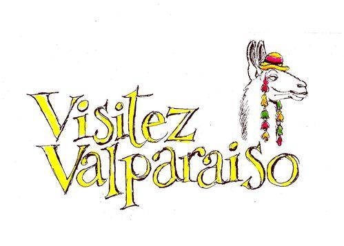 Visitez Valparaiso 1
