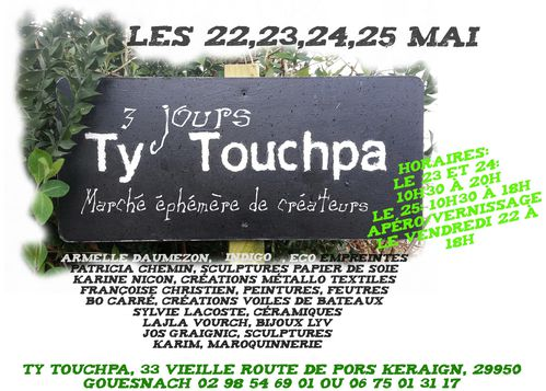 ty touchpas2ter