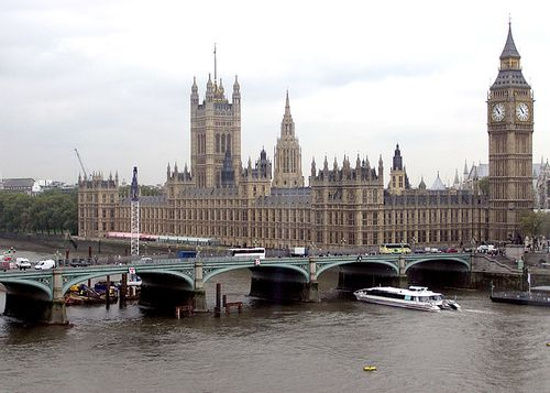Westminster - parlement