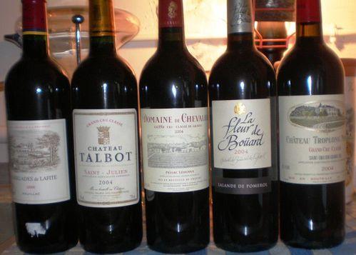 2004 à Bordeaux