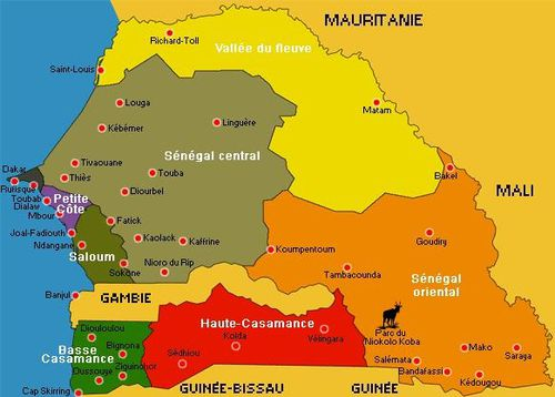 senegal carte regions-2