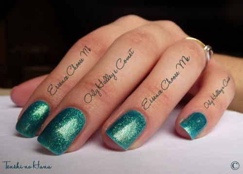 essence orly vert 10