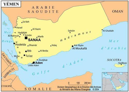 675578 carte-yemen