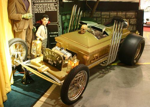 Georges Barris The Munsters Drag