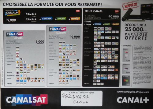canal+ V