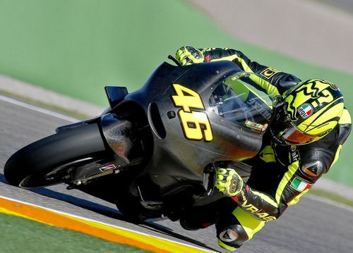 Test Rossi GP11