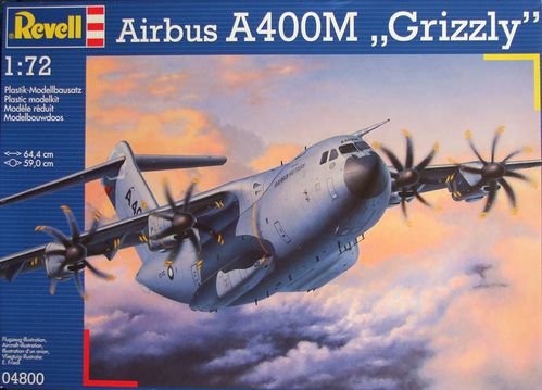 Airbus-A400M-Grizzly-Revell-1.72