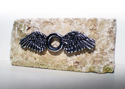 sculpture-anneau-volant-zinc
