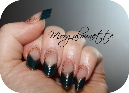 Edge nail art facile morgalounette (13)