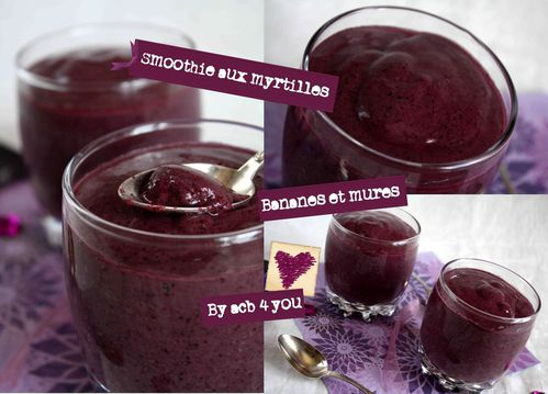 smoothie myrtilles c