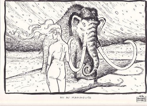 Nu au mammouth 0001