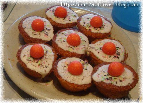 cupcake-sucrés