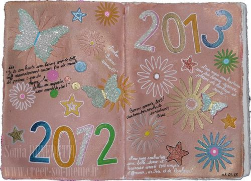 journal art sonia 01-01-13 nouvel an sms