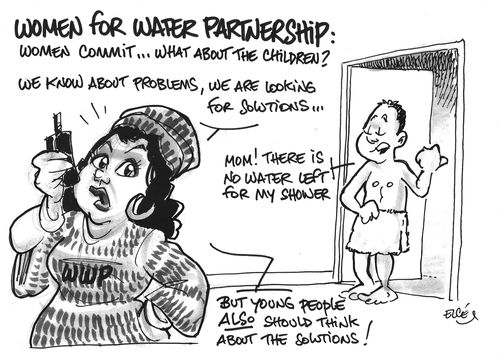 Women For Water English