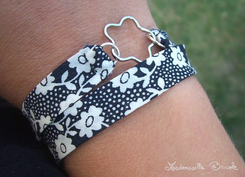 Bracelet Millie double tour 1