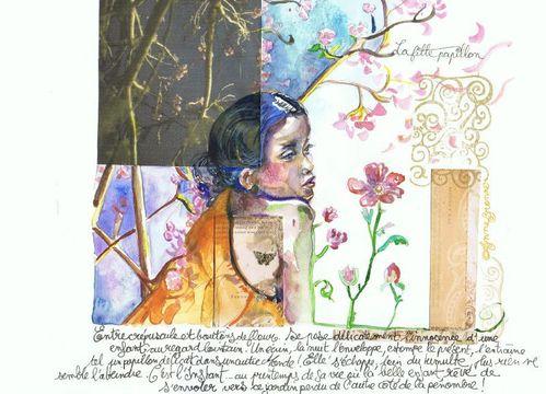 7 BRONNER 3 Illustration pour catalogue de la photographe Véronique Du