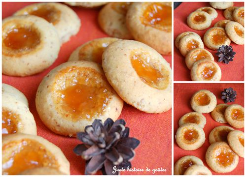petits fours confiture mira
