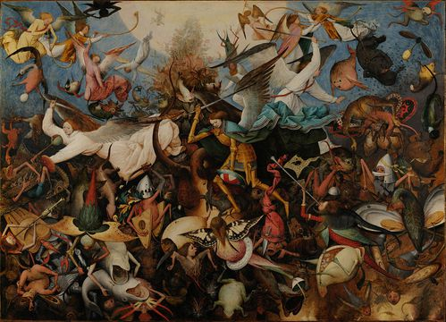 1280px-Pieter Bruegel the Elder - The Fall of the Rebel Ang
